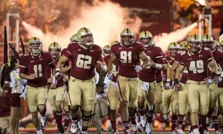 Boston College Football: Countdown to the Pinstripe Bowl