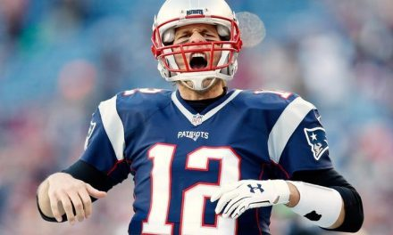 Tom Brady Will Be Ready To Dominate This Season (@steveA1127)