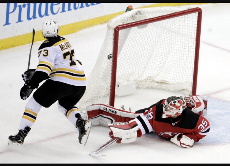 Charlie Mcavoy Has Gone Above and Beyond