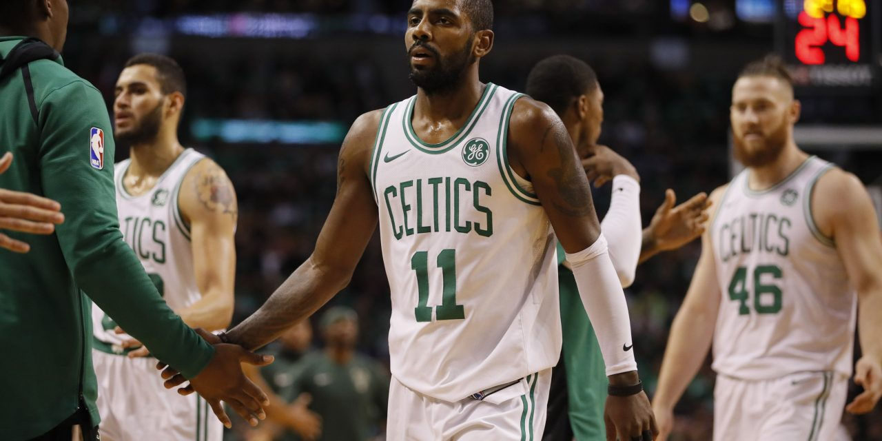Countdown to Celtics Tipoff: 59 Days
