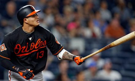 Manny Machado Rumors Heating Up