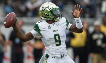 Draft Profile: Quinton Flowers, QB at USF