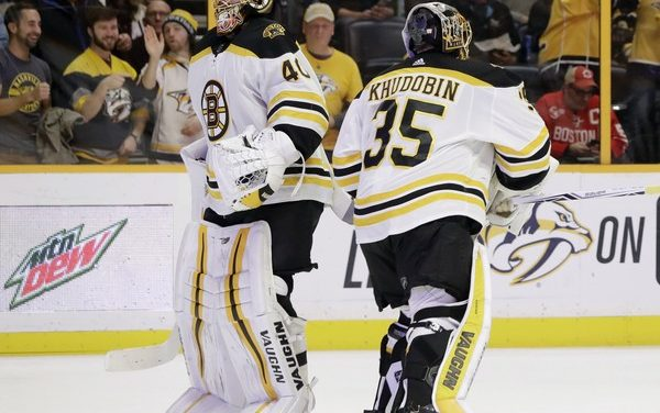 Bruins Fall To Preds Despite a Big Third Period