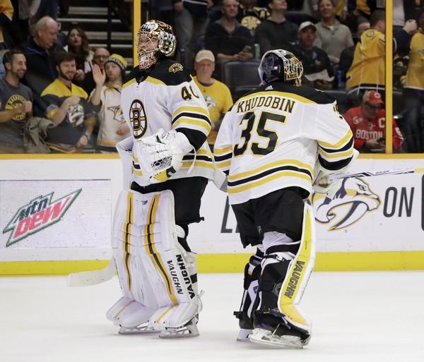 Bruins Fall To Preds Despite a Big Third Period