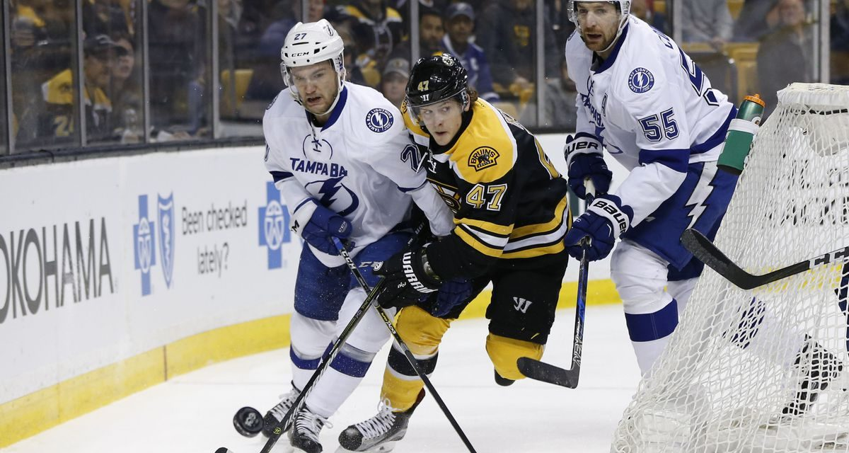 Frozen Thoughts: the State of the NHL and the Bruins