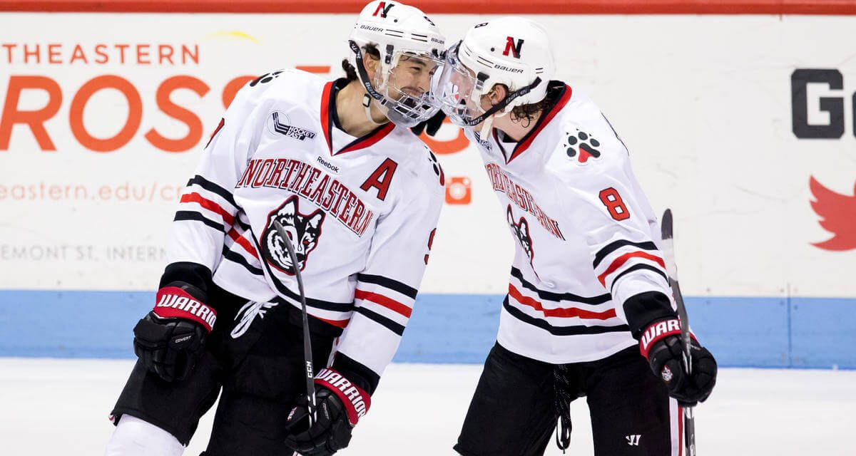 Northeastern is a Team to Recognize