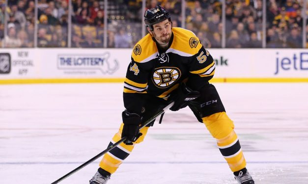 What Should the Boston Bruins Do with Adam McQuaid?