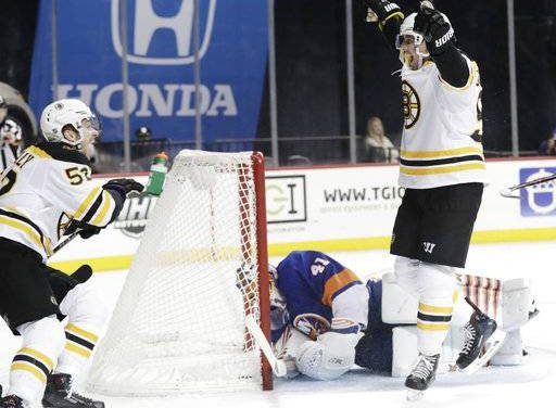 Bruins' Fourth Line Has the Potential to Play a Huge Factor