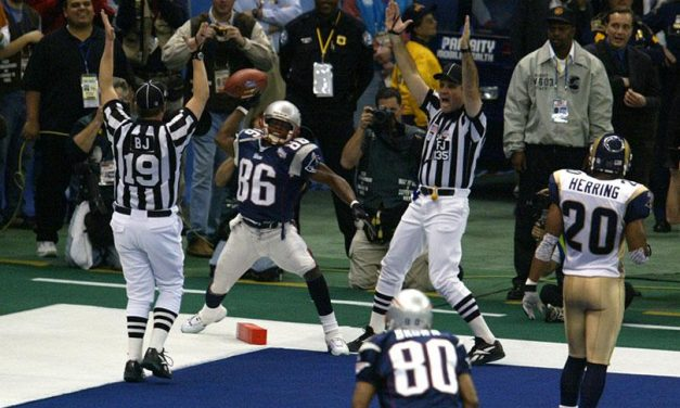 51 Super Bowls in 51 Days – Super Bowl XXXVI