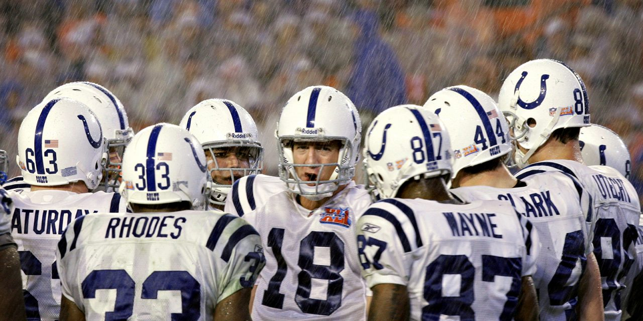 51 Super Bowls in 51 Days – Super Bowl XLI