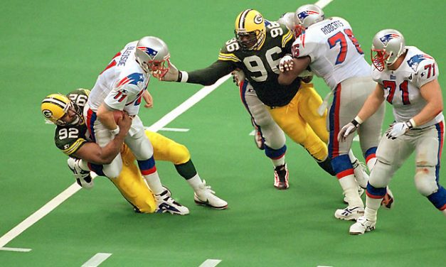 51 Super Bowls in 51 Days – Super Bowl XXXI