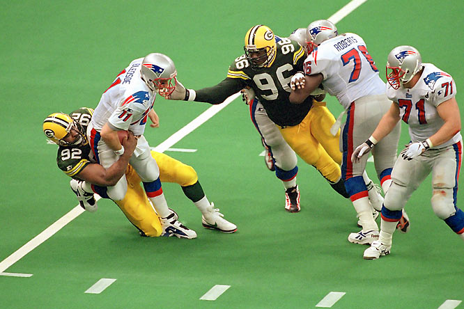51 Super Bowls in 51 Days – Super Bowl XXXI