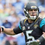 Bortles Is Definitely Not Trash at Quarterback