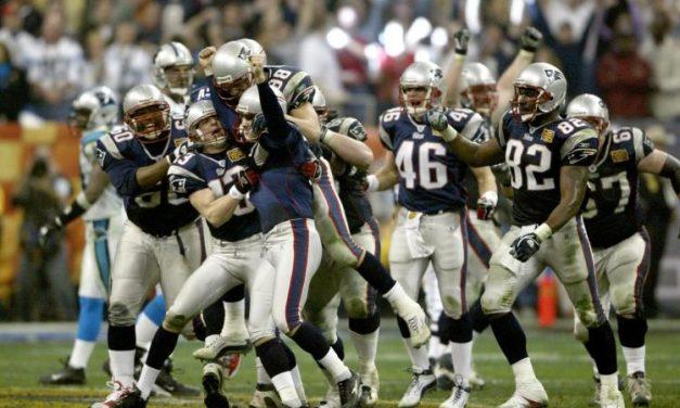 51 Super Bowls in 51 Days – Super Bowl XXXVIII