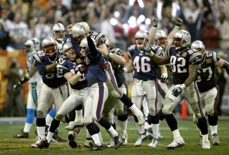 51 Super Bowls in 51 Days – Super Bowl XXXVIII 6d122a2fd