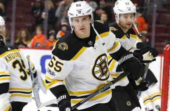 Boston Bruins 4th Line: #1 in the #4 Business?