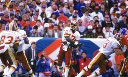 51 Super Bowls in 51 Days – Super Bowl XXII