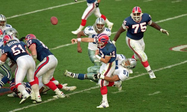 51 Super Bowls in 51 Days – Super Bowl XXVII