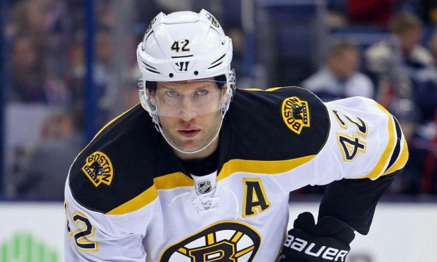 Backes battles former dreams in hopes to achieve new one