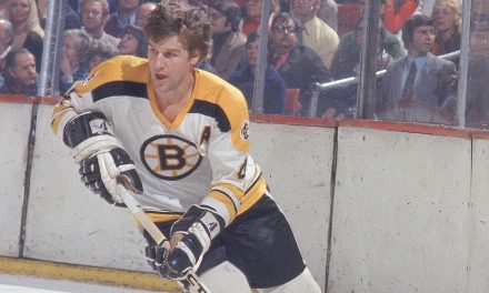 The Top 5 Boston Bruins Rookie Seasons