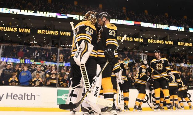 State of the Boston Bruins Heading into the Bye Week