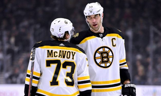 What Does McAvoy's SVT Diagnosis Mean to the Bruins?