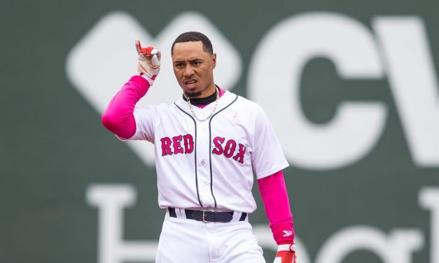 Mookie Betts: Arbitration Deal in his Favor