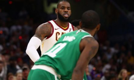 LeBron Knows the Answer to the Big Question About Kyrie