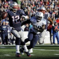 Patriots Have The Number-One Seed — Again