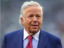 Robert Kraft shouldn't be suspended