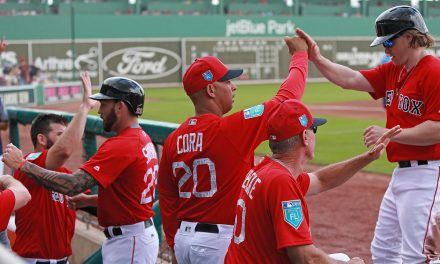 Don't Expect a Typical Lineup for the Red Sox