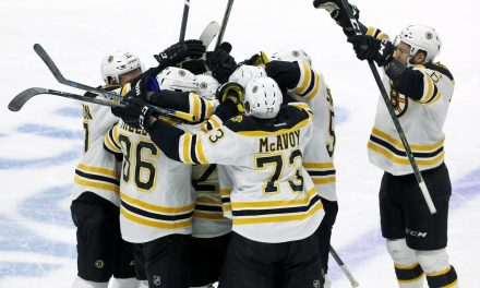 It's Crunch Time for the Bruins