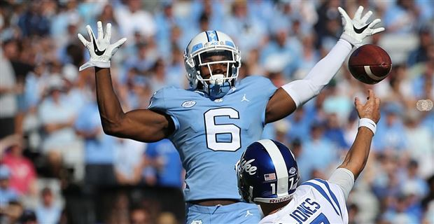 Draft Profile: M.J. Stewart, CB at North Carolina