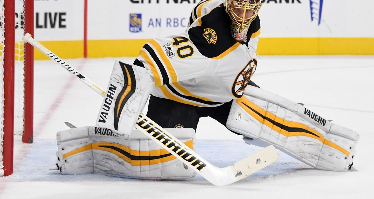 A Healthy Rask Will Be Key for Bruins