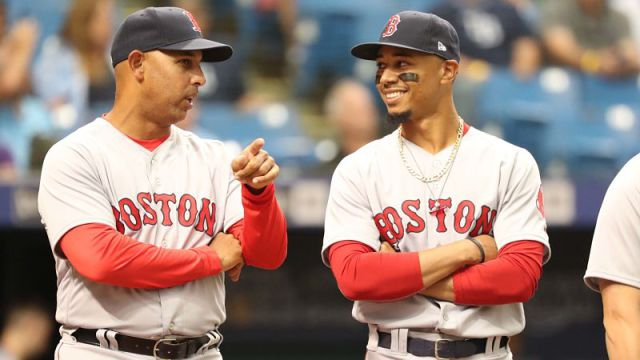 Why Alex Cora May Be the Best Offeason Pickup