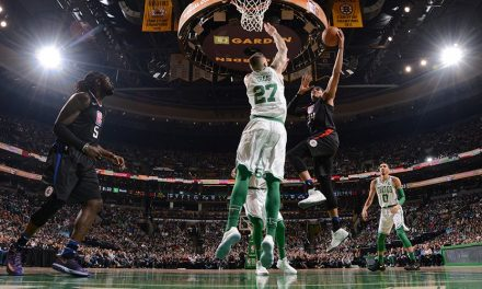 Celtics Lose Another, 129-119