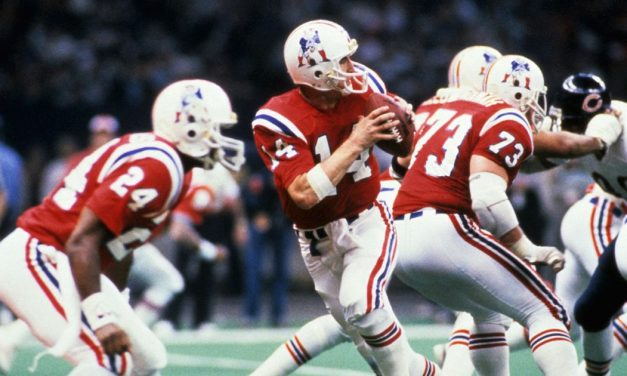 The History of the New England Patriots by Jersey Number #13-#14