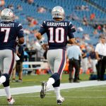 The History of the New England Patriots by Jersey Number #5-#10
