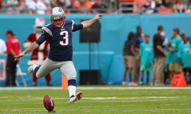 The History of the New England Patriots by Jersey Number #1-#4