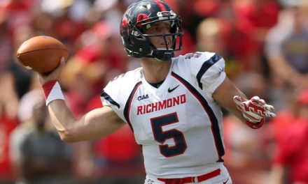 Draft Profile: Kyle Lauletta, QB at Richmond