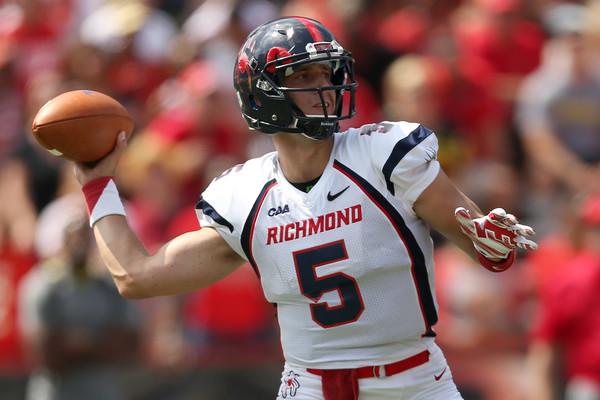Draft Profile: Kyle Lauletta, QB at Richmond