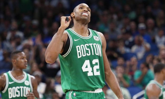 Al Horford- Underappreciated Big Man
