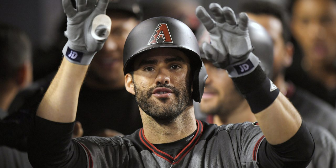 Red Sox Should Stay Away from J.D Martinez