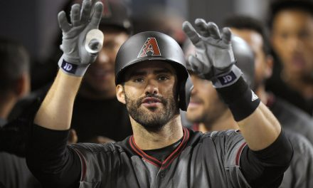 J.D. Martinez Officially Signs with the Red Sox