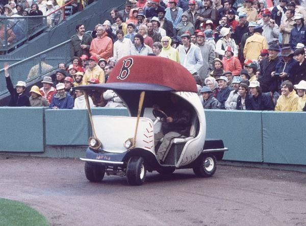 Is the Bullpen Cart Making a Comeback?