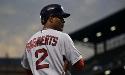 The Case for Xander Bogaerts Hitting Leadoff