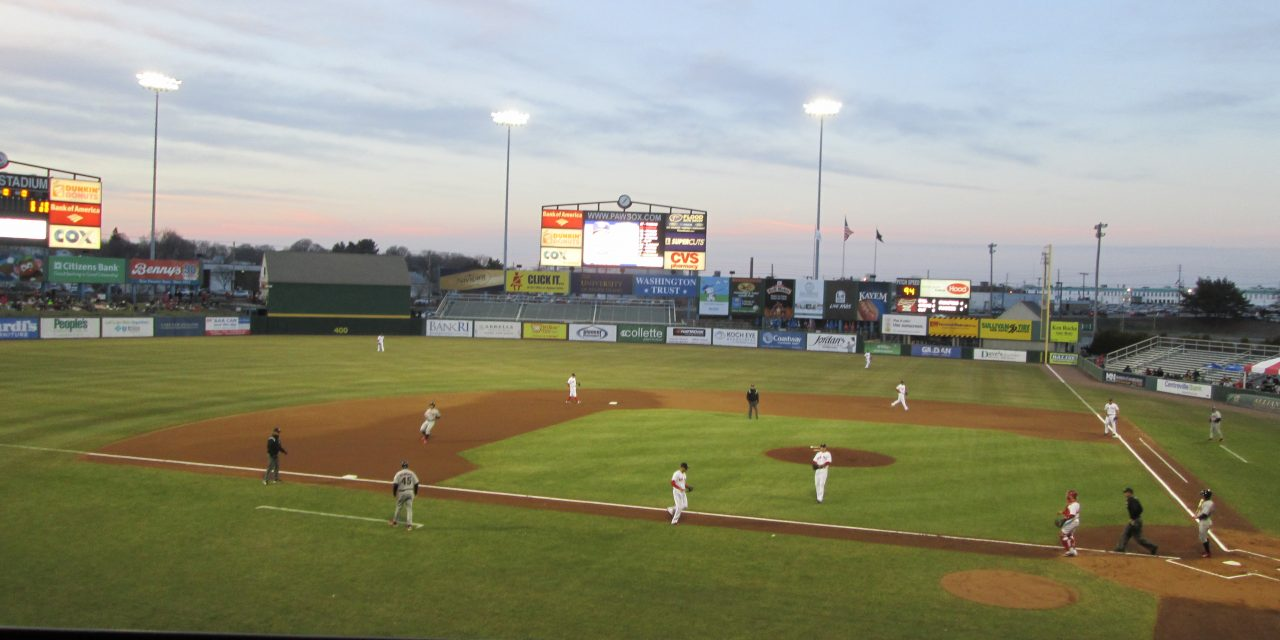 Worcester and the Pawtucket Red Sox