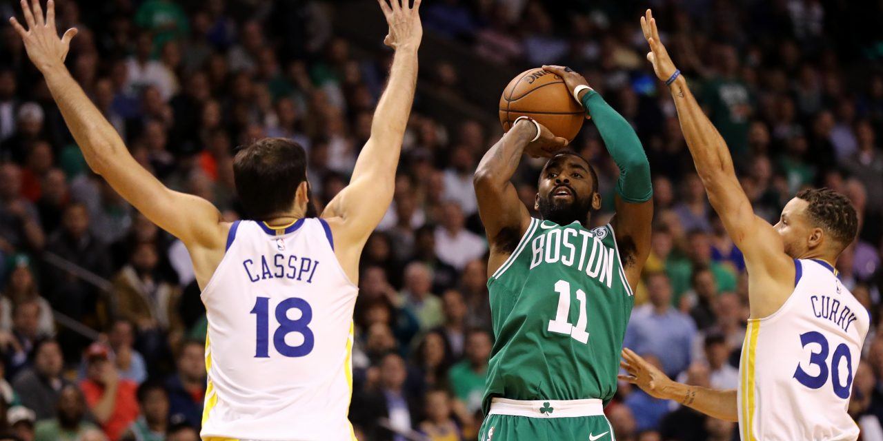 Irving Poised to Lead the Celtics