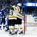 The Bruins Answer the Bell Once Again