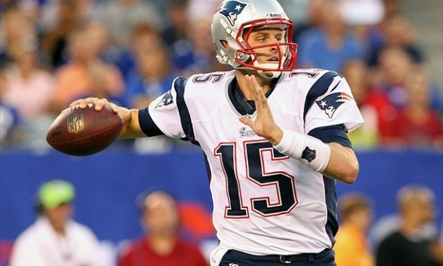 The History of the New England Patriots by Jersey Number #15-#17